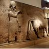 Bas-relief au Museum National de Bagdad
